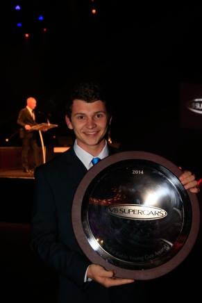 2014: Mike Kable Young Gun Award