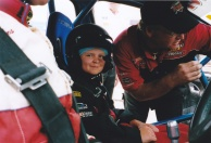 2006: Todd ready for a V8Race Hot Lap