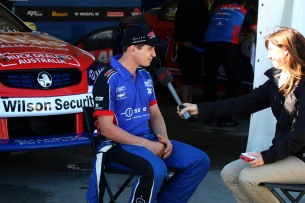 2016: Todd being interviewed