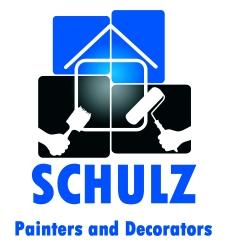 Schulz Painters & Decorators Logo - 400mm